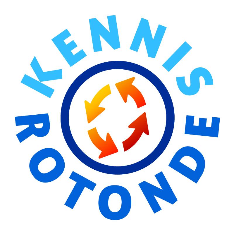 logo kennisrotonde